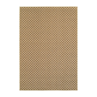 Natural Diamonds Finn Area Rug, 5x8