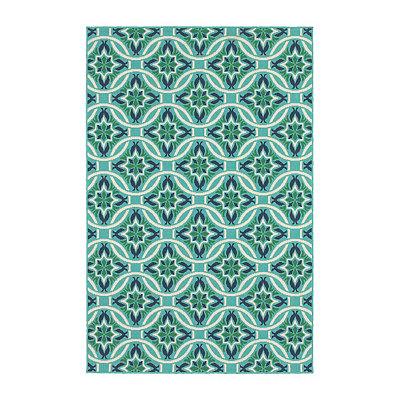 Floral Trellis Jenn Area Rug, 7x10