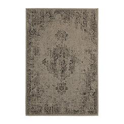Gray Persian Mallory Area Rug, 5x8