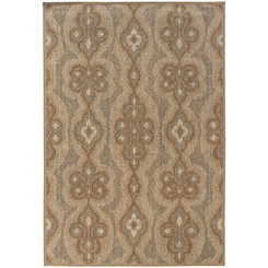 Vintage Sands Reed Area Rug, 5x8