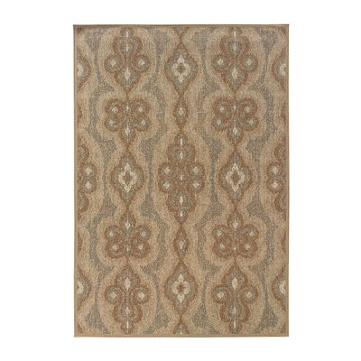 Vintage Sands Reed Area Rug, 7x10