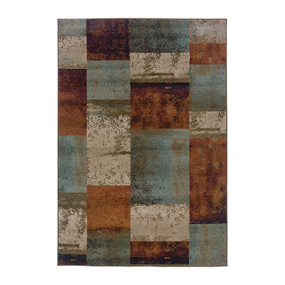 Transitional Nature Skylar Area Rug, 5x8