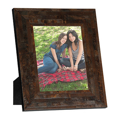 Aaron Dark Walnut Picture Frame, 8x10