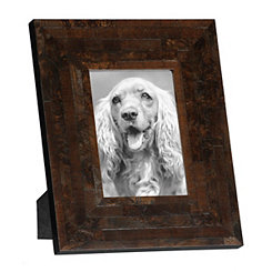 Aaron Dark Walnut Picture Frame, 5x7