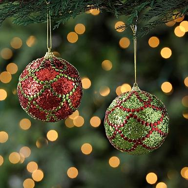 Christmas Ornaments  Ornament Sets  Kirklands