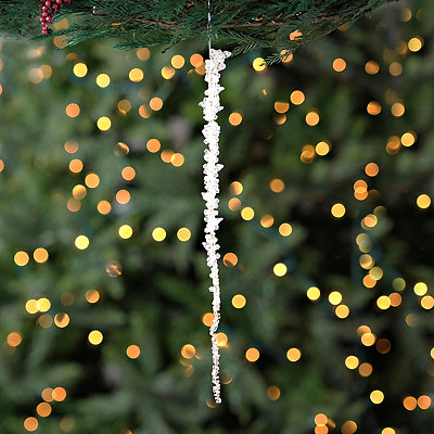 Icicle Ornament
