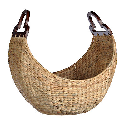 Woven Seagrass Bennett Basket