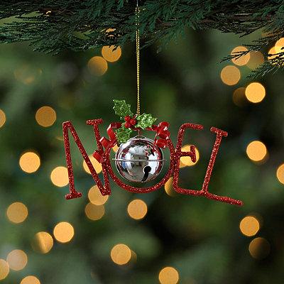 Noel Bell Ornament
