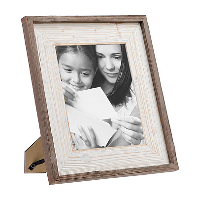 Joanna Cream Barnwood Picture Frame, 8x10