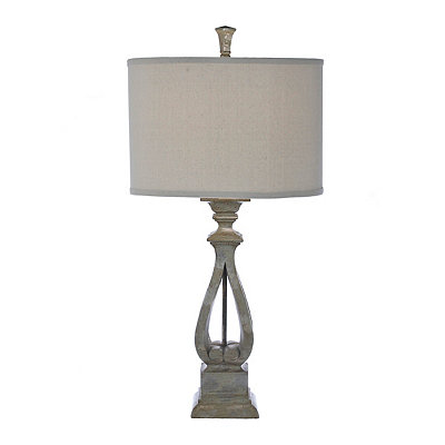 Santo Cristo Cutout Table Lamp