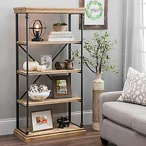 Sonoma 4-Tier Shelf