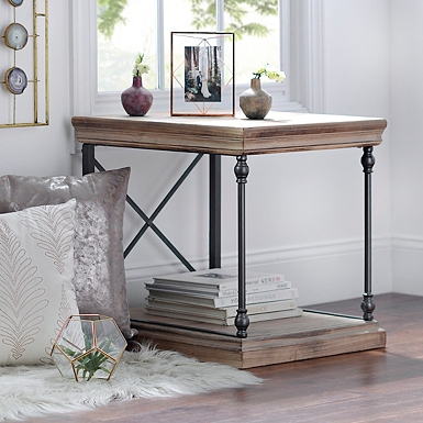 sonoma side table - Industrial Decor