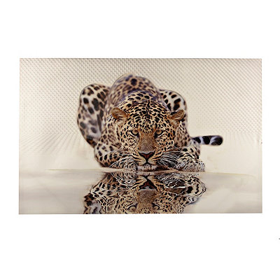 Cheetah Canvas Art Print