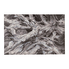 Driftwood Roots Canvas Art Print