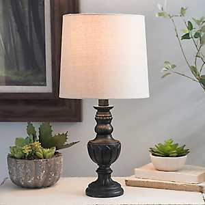 Bronze Urn Table Lamp Base