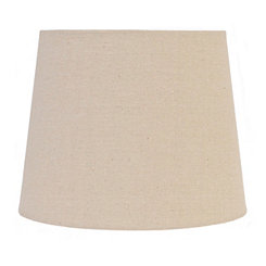 Beige Linen Hardback Lamp Shade