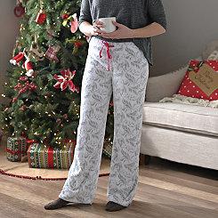 Royal Plush Fall Pajama Pants
