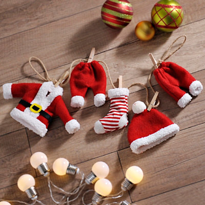 Elf Clothesline Garland