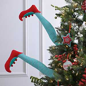 Turquoise Elf Leg Picks, Set of 2