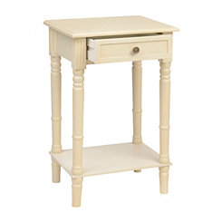 Classic Ivory Side Table