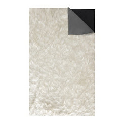 Winter White Shag 2-pc. Washable Area Rug, 5x7