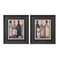 Dinner Party Framed Art Prints