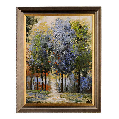 Afternoon Light Framed Art Print