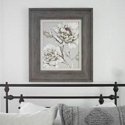 Norwegian Botanicals I Framed Art Print