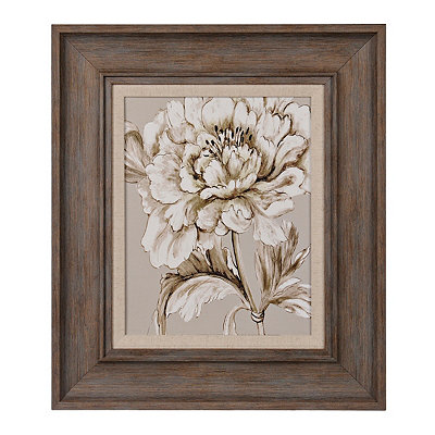 Norwegian Botanicals II Framed Art Print