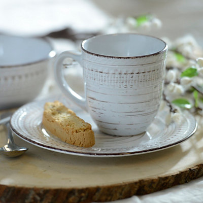 Cosenza Cream Mug