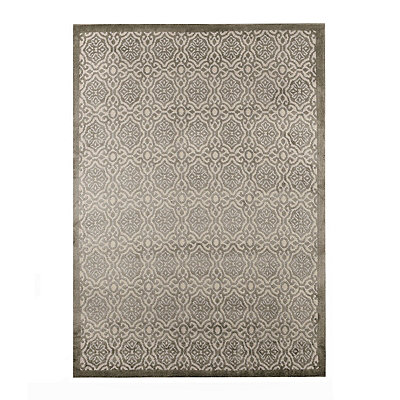 Gray Dominion Area Rug, 5x7