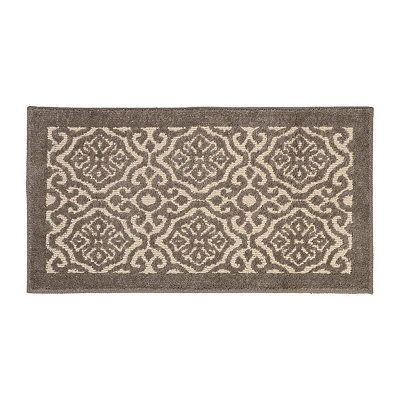 Gray Dominion Scatter Rug