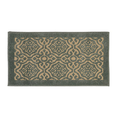 Aqua Dominion Scatter Rug