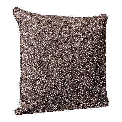 Stone Cutout Dots Pillow