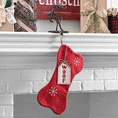Woof Bone Pet Stocking