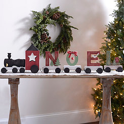 Noel Classic Wooden Train