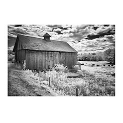 Barnstorm Canvas Art Print