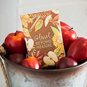 Autumn Apple Sachet