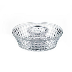 Annabelle 2-pc. Glass Chip and Dip Bowl Set