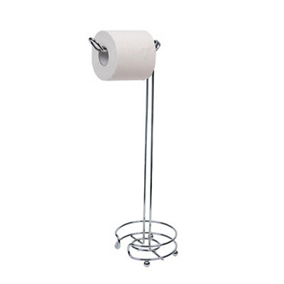 Chrome Flipper Toilet Paper Holder