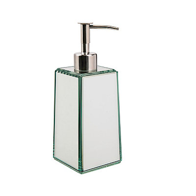 Crystal Mirror Soap Pump