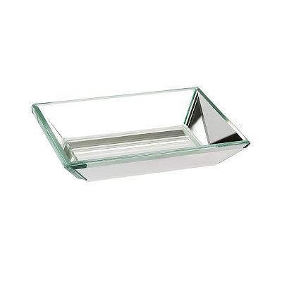 Crystal Mirror Soap Dish