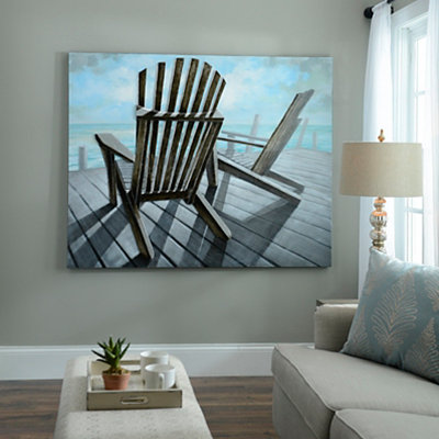 The Simple Life Canvas Art Print