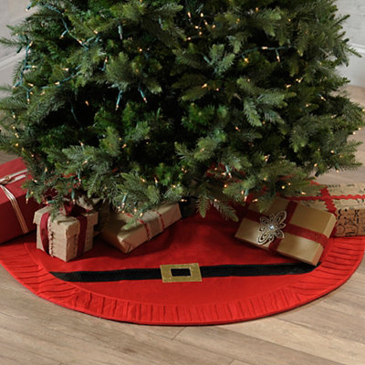 Santa Belt Tree Skirt