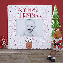 My First Christmas Photo Frame, 4x6