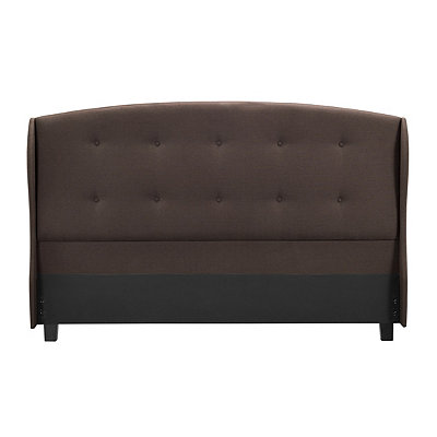 Bari Brown King Headboard