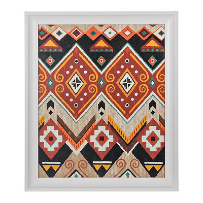 Tribal Framed Gallery Print