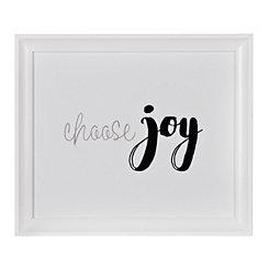 Choose Joy Framed Gallery Print