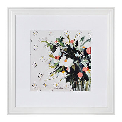 Bouquet Framed Gallery Print