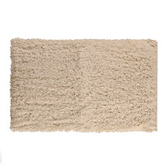 Richland White Bath Mat